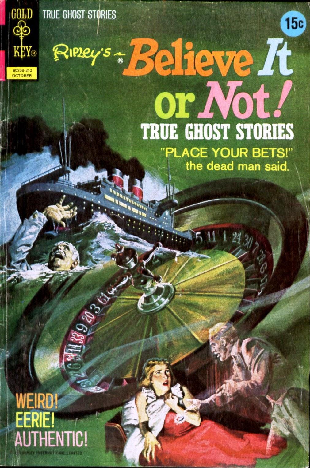 Ripleys Believe it or Not! (1965) 36 Page 1