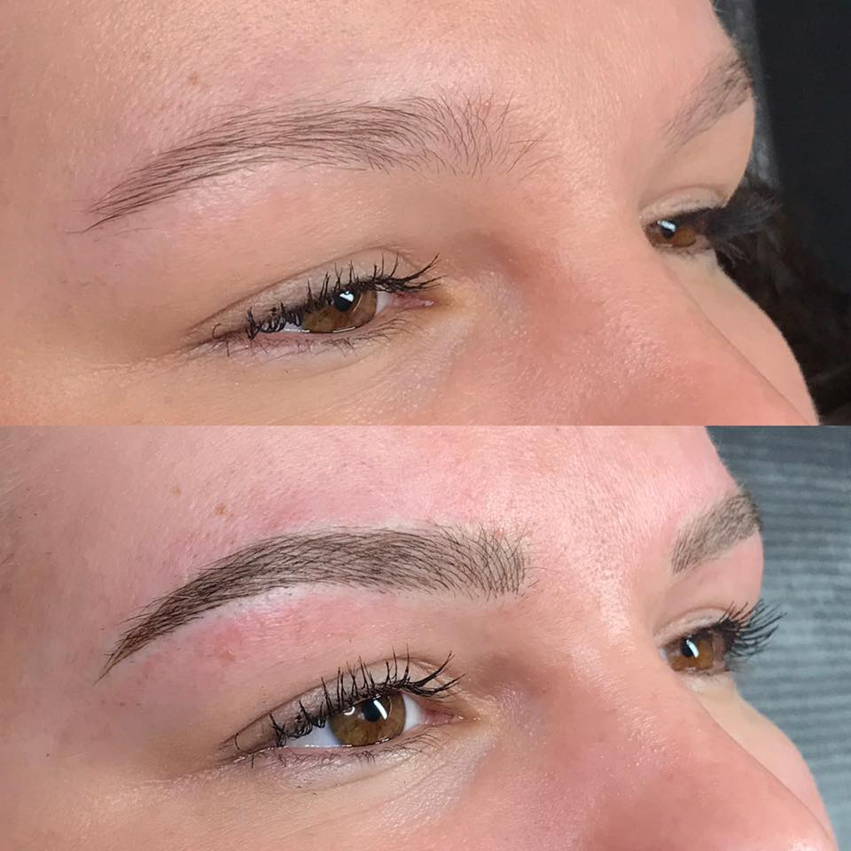 MINI PENNY: Microblading by Micro Penny Cosmetic Tattoo