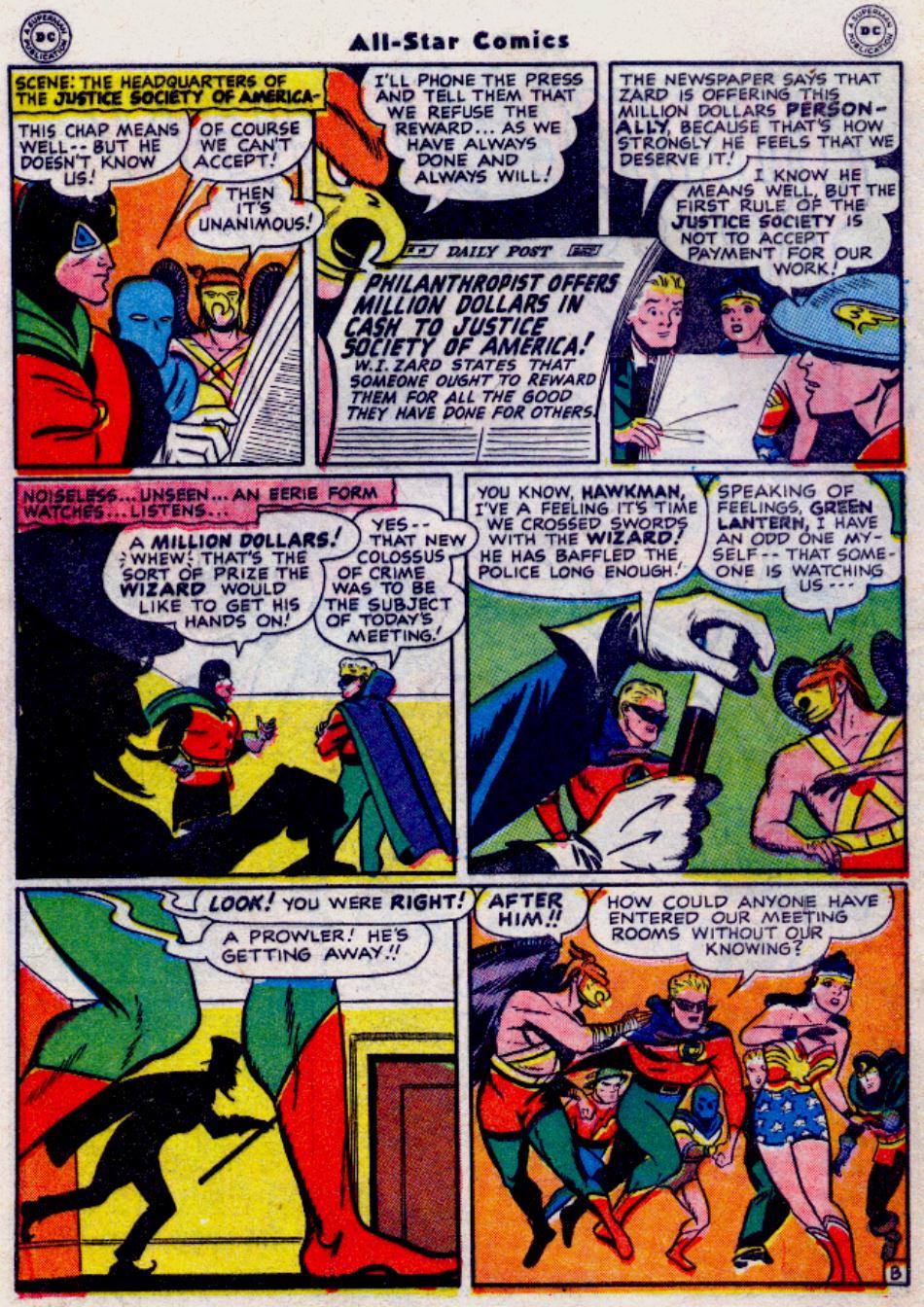 Read online All-Star Comics comic -  Issue #34 - 4