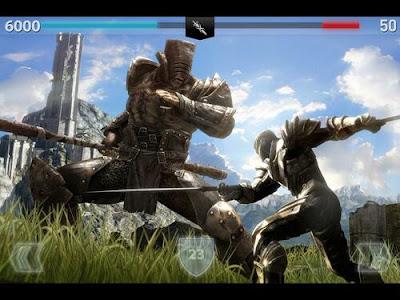 تحميل لعبة Infinity Blade II العاب ايفون + متطلبات التشغيل