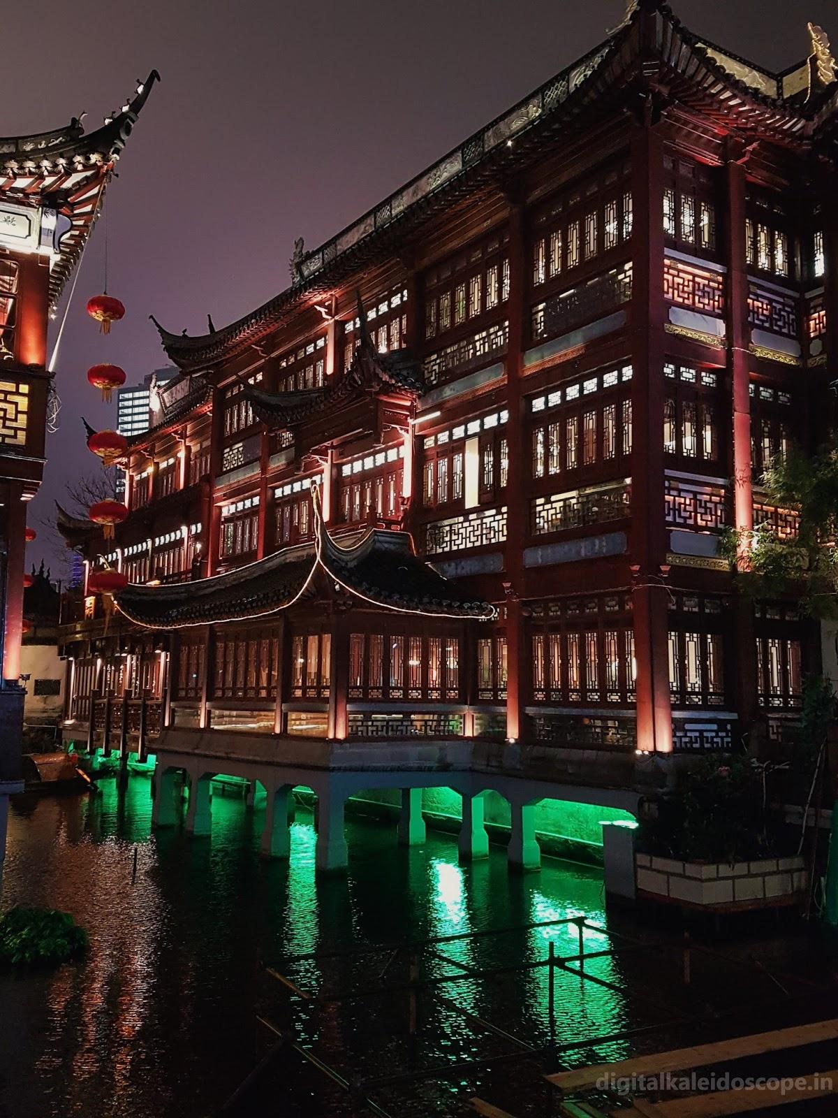 Yuyuan Bazaar Shanghai
