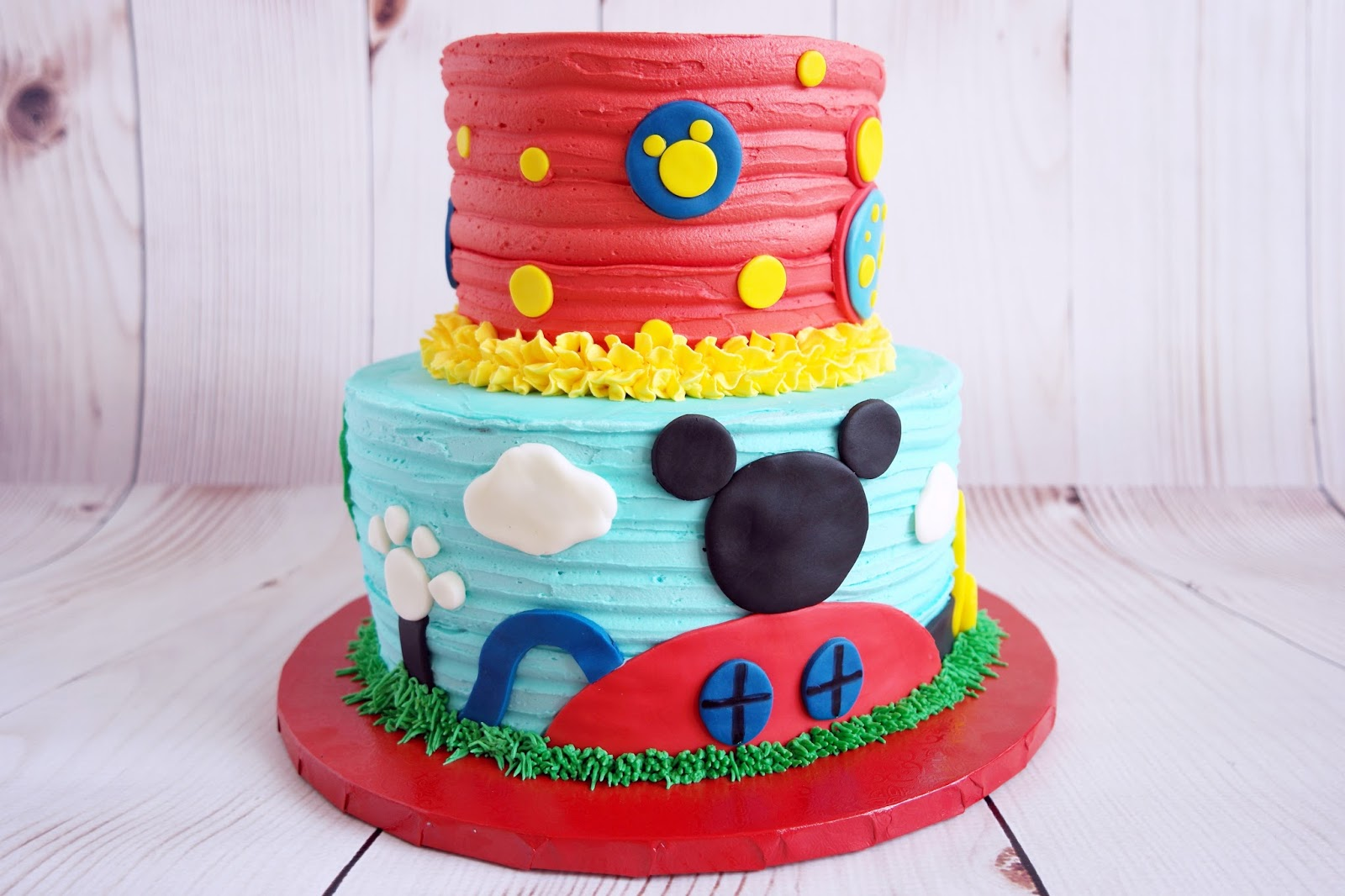 Padicakes Its The Mickey Mouse Clubhouse The Party