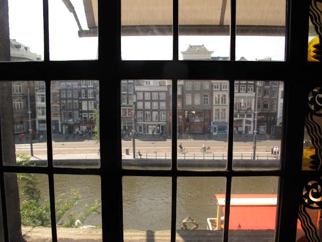 Biebkriebels Window View