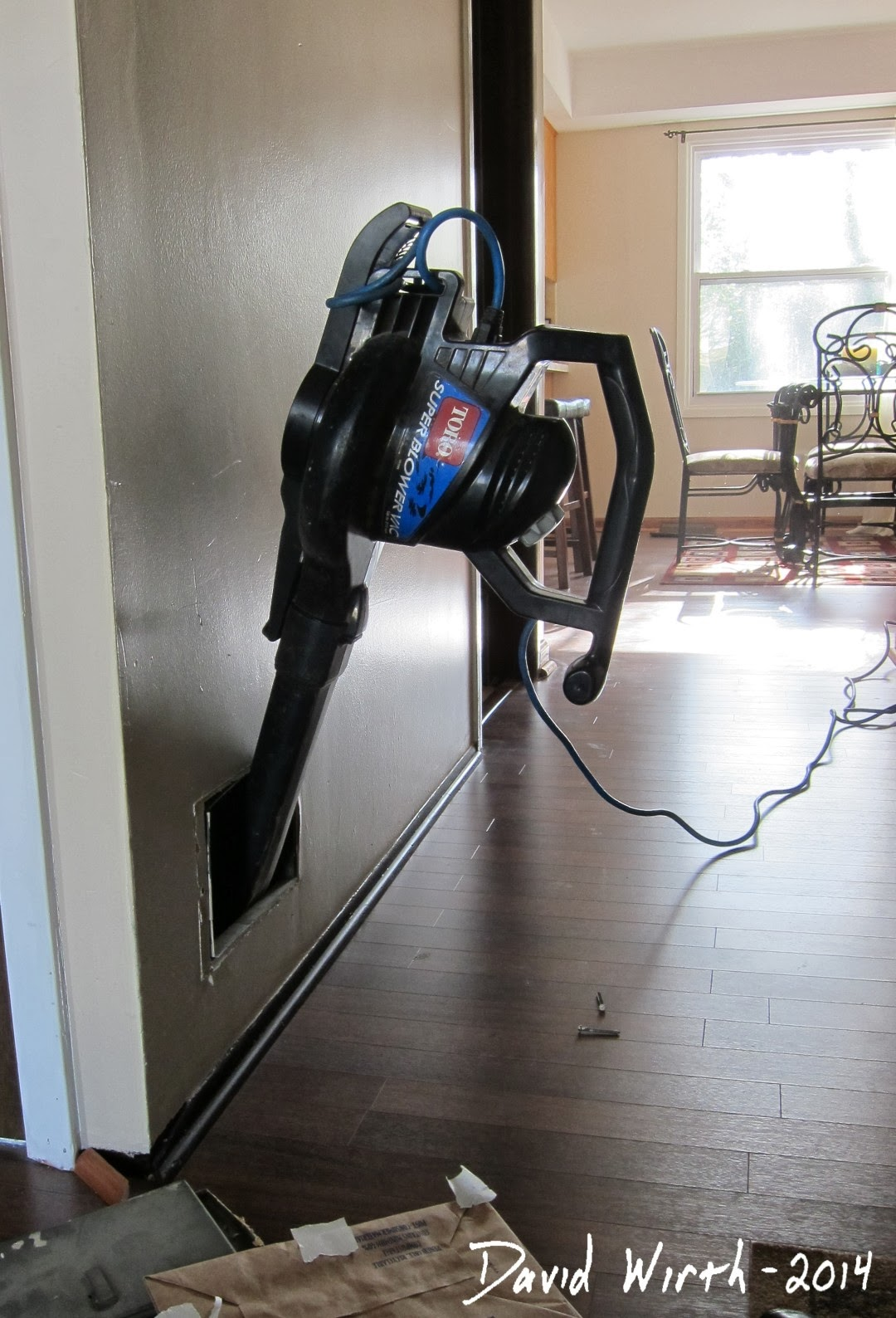 DIY Air-Heat Duct Cleaning - Free