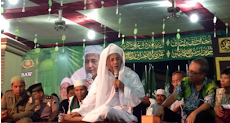 Habib Luthfi : Kita Bendung Aliran Yang Tidak Jelas Dengan Maulid Nabi Muhammad SAW