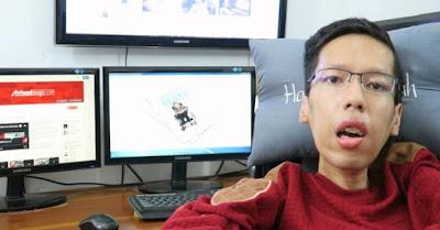 Kisah Sukses Bisnis Online Affiliate Marketing Habibie Afsyah