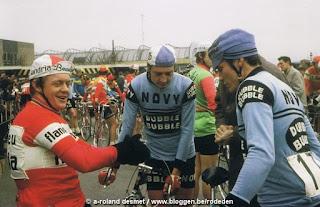 Dubble Bubble, sponsor de cyclistes belges