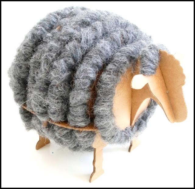 kit mouton angora cocorikraft