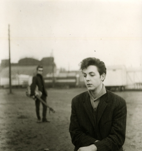 Old Photos Of Paul McCartney From The Late 1950s To 1960s