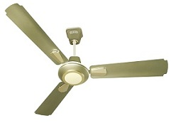Luminous Poem 1200mm 70-Watt Ceiling Fan worth Rs.2610 for Rs.1595 Only @ Amazon