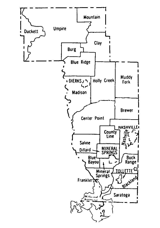 Howard County Arkansas Genealogy: April 2018