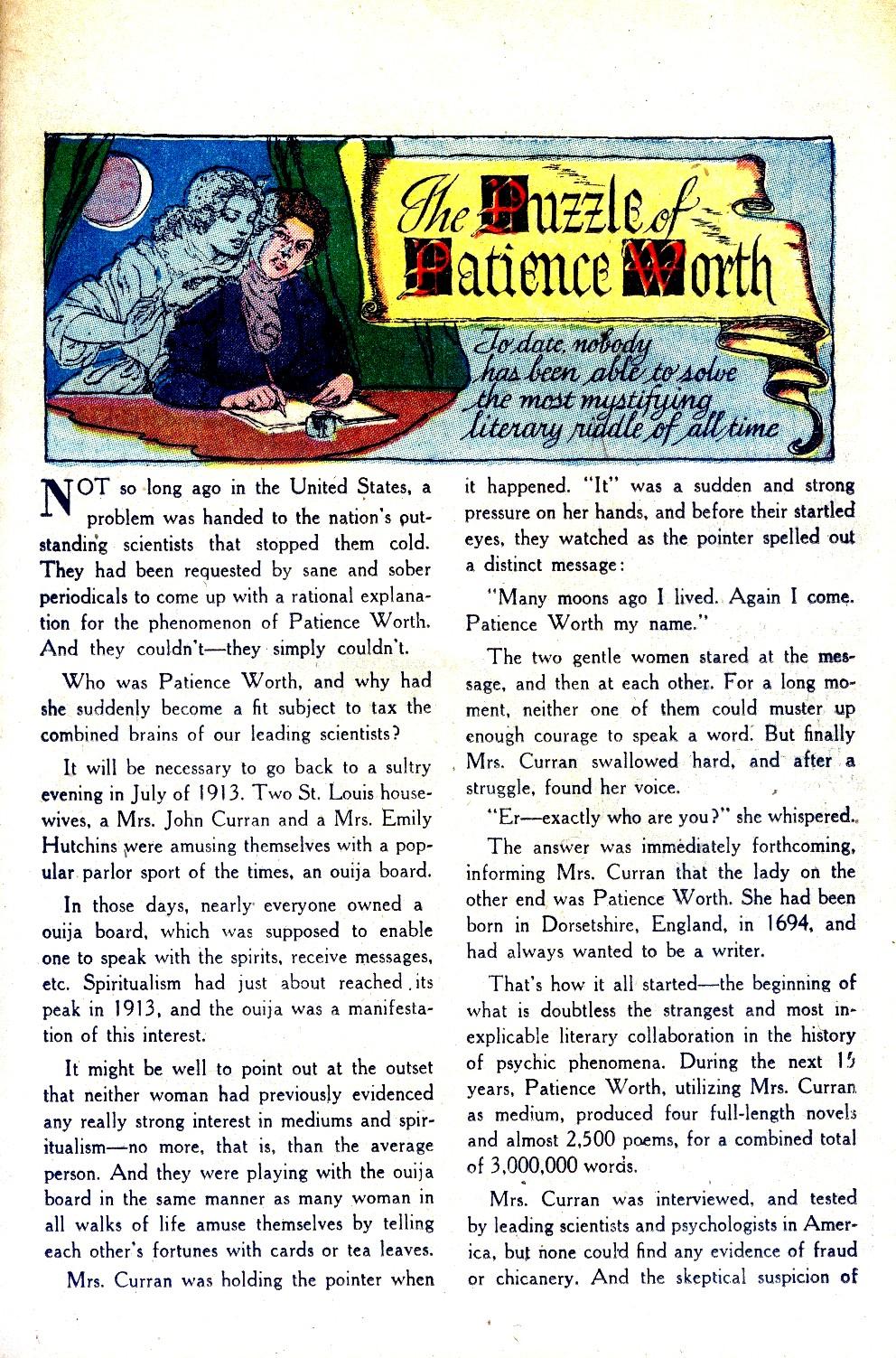 Read online Detective Comics (1937) comic -  Issue #188 - 31
