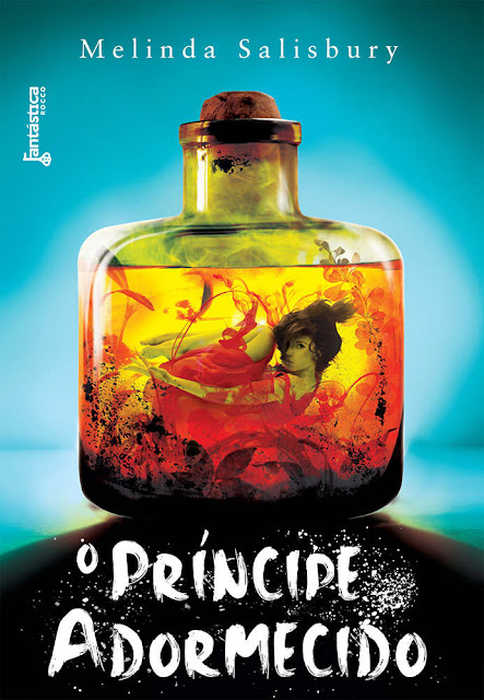 O príncipe adormecido - Melinda Salisbury