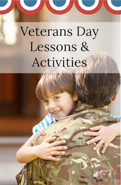Veterans Day Lesson Ideas for Elementary and Middle School