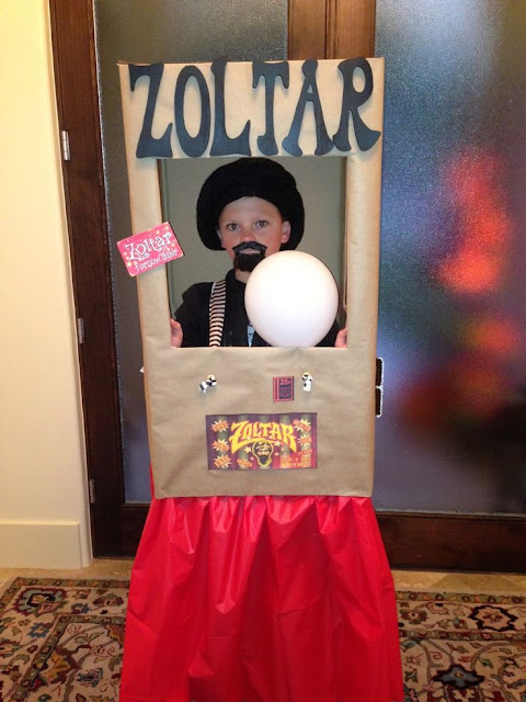 Zoltar from Big Costume