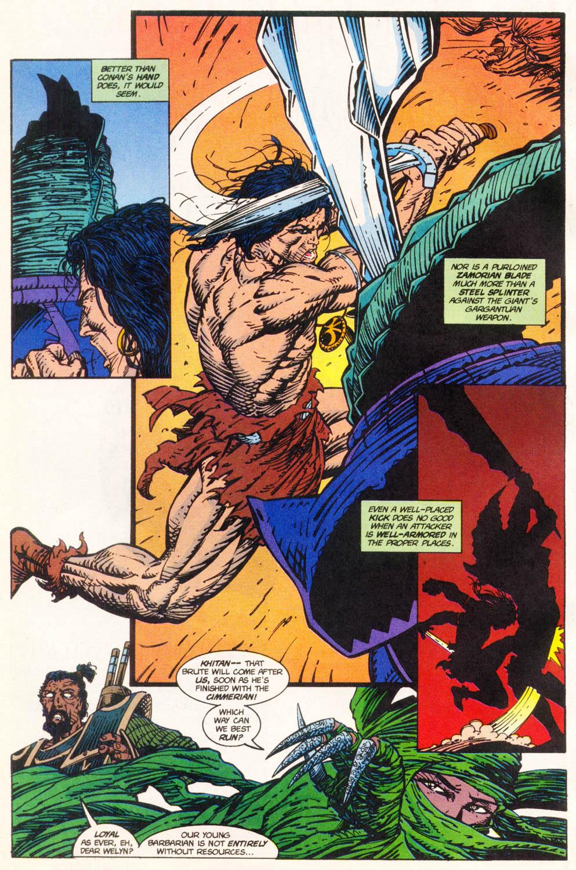 Read online Conan the Adventurer comic -  Issue #12 - 14