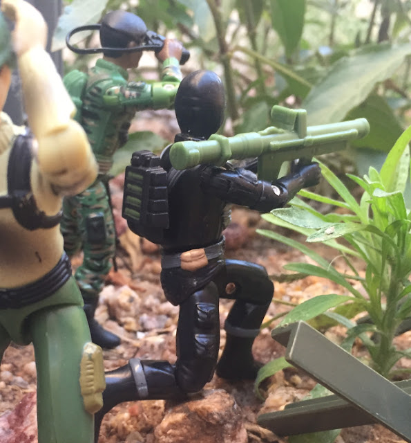 1997 Snake Eyes, Toys R Us Exclusive, Star & Stripes Forever, Stalker, Zap, 1983