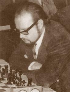 El ajedrecista Emili Burgués Ayala