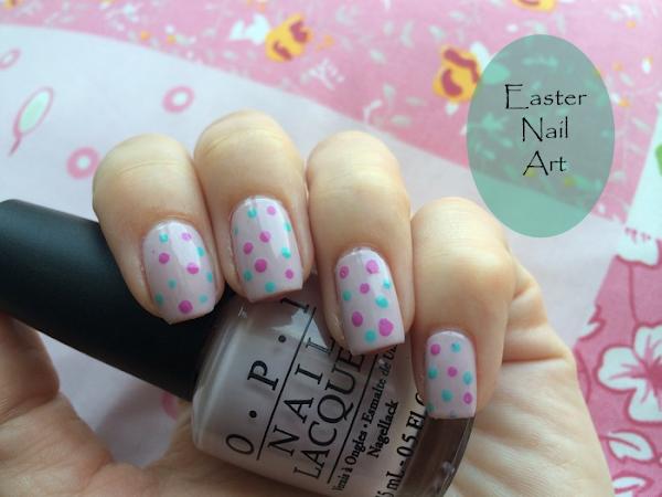 ♥ Easter nail art ♥