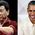 Duterte to defend drug deaths to Obama