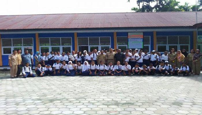 Sekolah Muhammadiyah Serui Mayoritas Beragama Nasrani