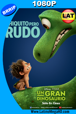 Un Gran Dinosaurio (2015) Latino HD 1080P - 2015