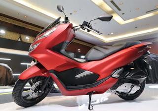 Harga All New Honda PCX 150 Lokal