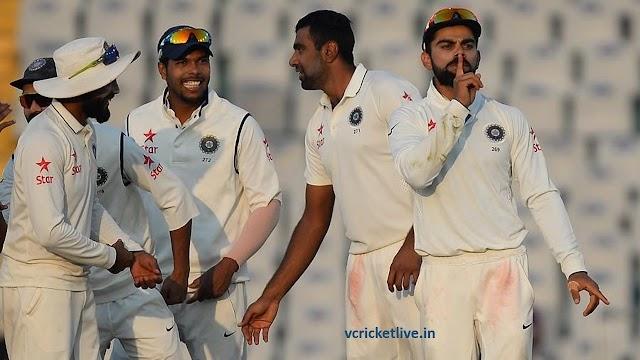 मोहाली टेस्ट भारत 8 विकेट से जीता - सीरीज़ में 2-0 से आगे
