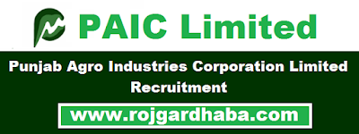 Punjab Agro Industries Corporation Limited