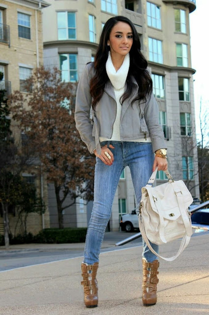 Winter fall outfits