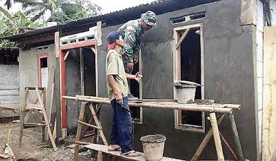Pelan Tapi Pasti, Rumah Narpin Dekati Penyelesaian