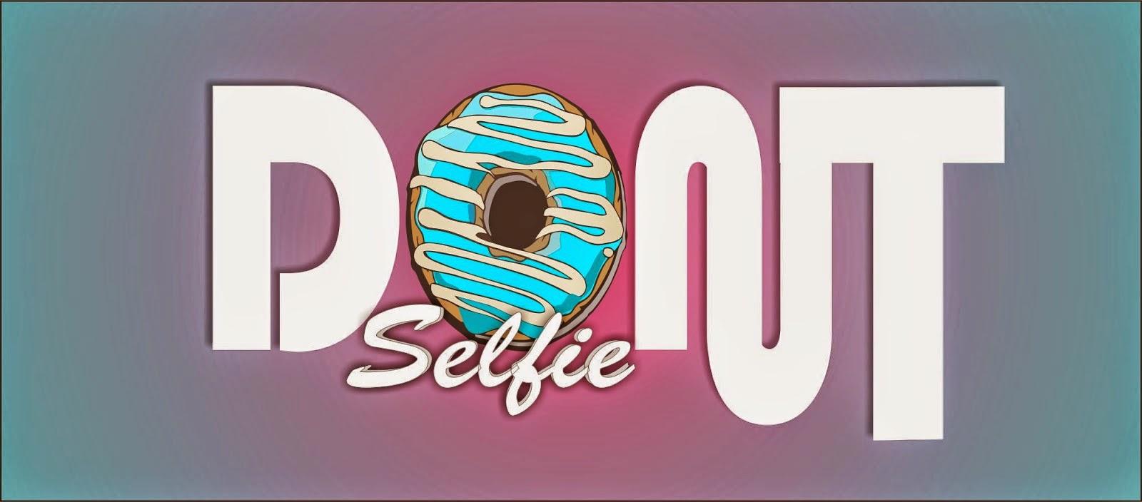 Selfie Donat