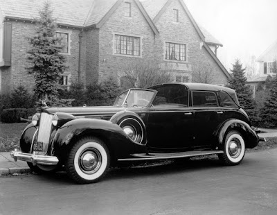 Autos Classiques: Packard Twelve