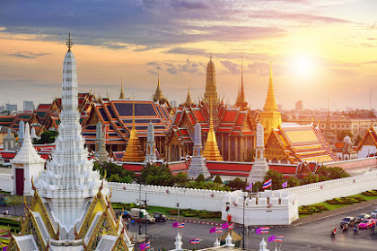 Beberapa Tempat Wajib Dikunjungi saat Berlibur ke Bangkok