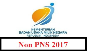 Penerimaan Non PNS 2017 Kementerian BUMN