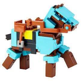 Minecraft Horse Survival Mode Figure