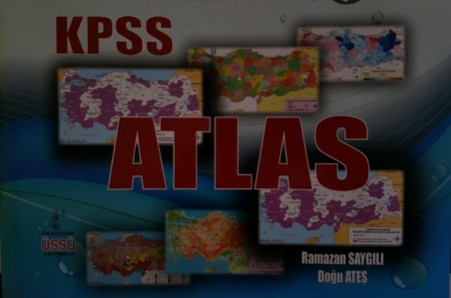 KPSS Atlas Kitabı