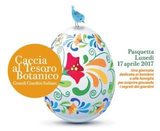 Caccia al Tesoro Botanico 17 aprile Garda Bresciano pasquetta