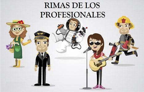 rimas de los profesionales