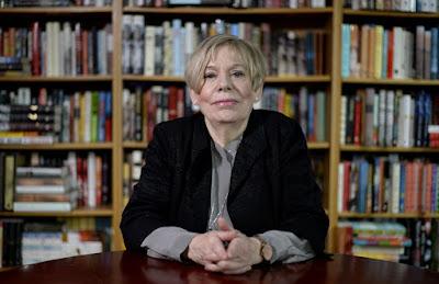 Karen Armstrong en la BUMU.