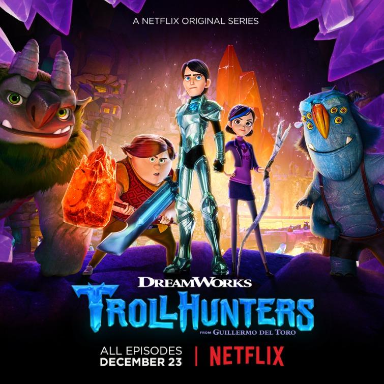 Troll Hunter Serie