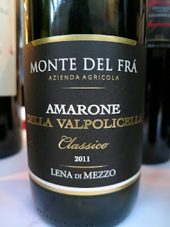 Monte del Frá Lena di Mezzo Amarone della Valpolicella Classico 2011 - DOC, Veneto, Italy (92 pts)