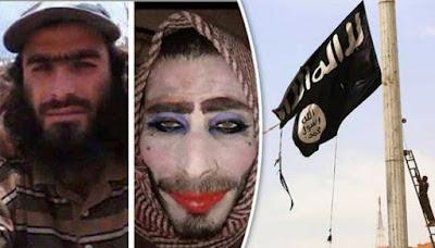 Berita-Terkini-Militan-ISIS-Mencoba-Kabur-Dengan-Berpenampilan-Seperti-Wanita