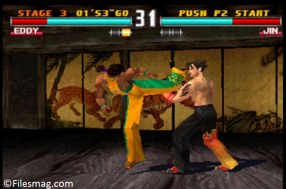 Tekken 3 Game Free Download