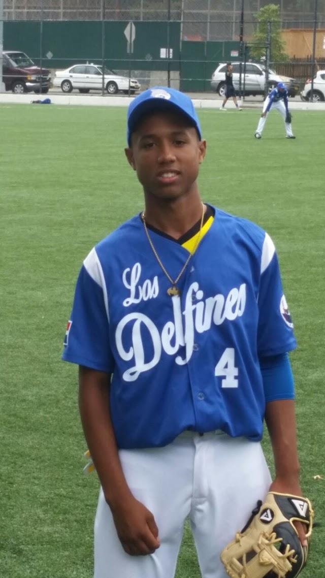 Bohechío, sigue dando talento ahora en el béisbol