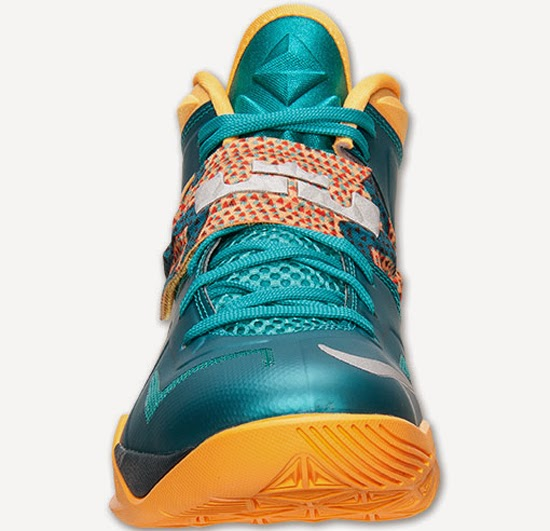 online retailer 7a9b0 20fab ajordanxi Your  1 Source For Sneaker Release Dates  Nike Zoom Soldier VII  Turbo Green Atomic Mango-Nightshade-Reflect Silver May 2014