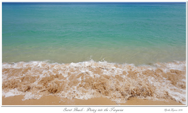 Secret Beach: Diving into the Turquoise