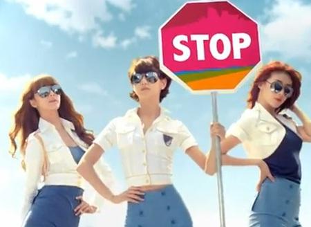VIDEO] Nine Muses Minha,Hyun Ah and Eunji flaunt their sexy