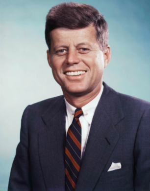Ex United States President, John F. Kennedy's diary sells for over $700k