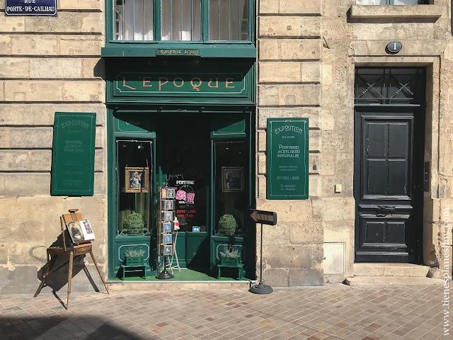 Viaje de Burdeos roadtrip Francia